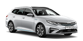 Nya Optima Sportswagon Plug-In Hybrid