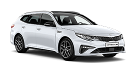 Bil Kia Optima Sportswagon