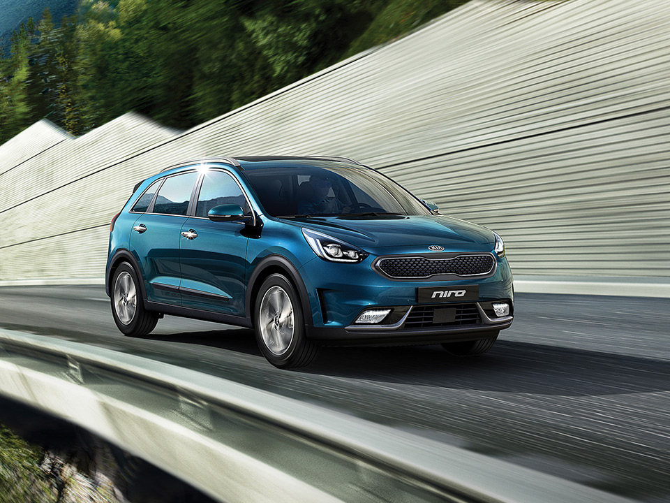 Kia Niro hybrid technology