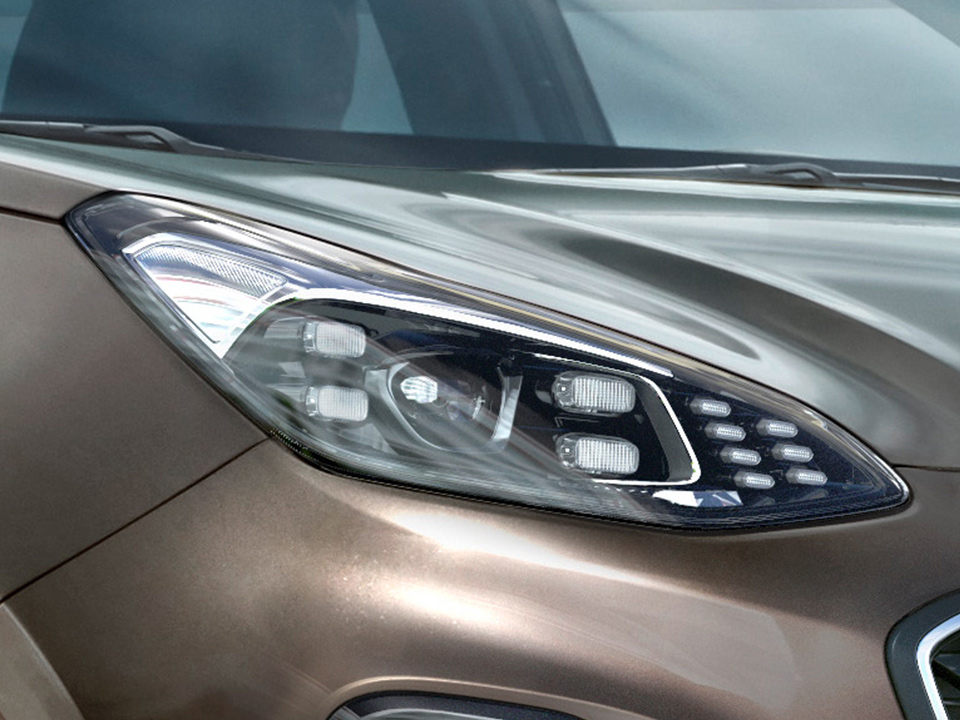 Kia Sportage lighting system